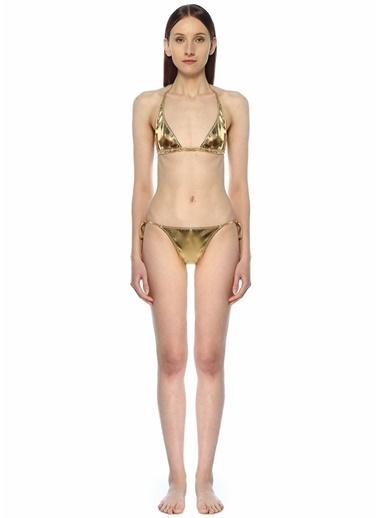 Lisa Marie Fernandez Bikini Altın